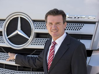 Daimler marks Iranian intentions
