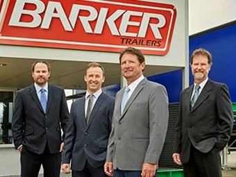 Barker Trailers progresses management shakeup