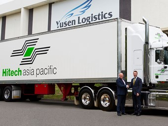 Yusen Logistics acquires Hitech Asia Pacific