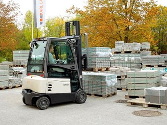 Crown launches SC 6000 Series lift trucks