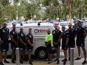 Ontime joins transport sports backer ranks with Carlton deal