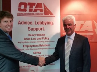 QTA appoints Gary Mahon as CEO