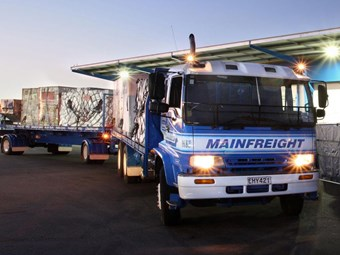 Mainfreight suffers weakening Australian margins