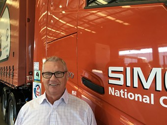 Changes at the top for Simon National Carriers