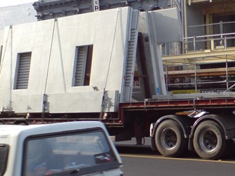 WorkSafe WA issues precast concrete transport warning