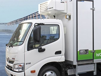 Transport Refrigeration Services sells milestone Thermaxx body