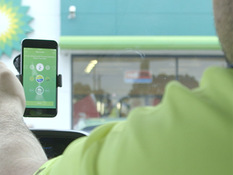 BP fleet fuel payments app to launch