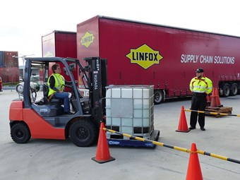 Linfox to host warehouse training courses