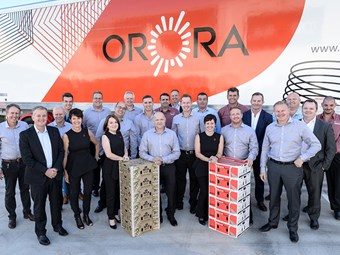 Orora and AHG in Bundaberg facility partnership