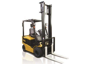 Yale unveils FB15-35RZ Series forklift
