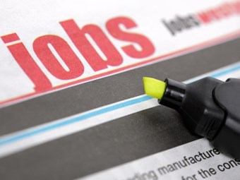 Employment outlook survey points to higher demand