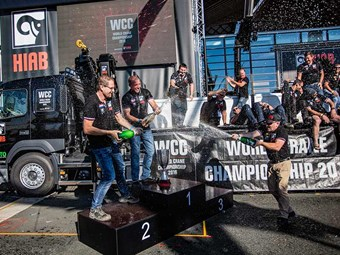 Denmark wins World Crane Champion title