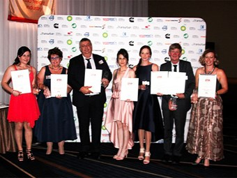 The 2016 QTA Industry Awards winners