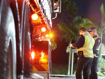 NSW trucking company raided following fatal crash