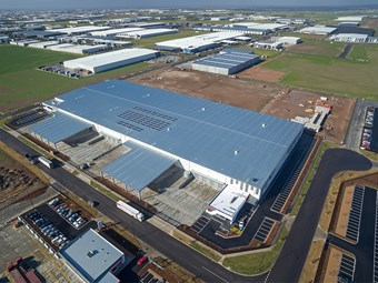 Ceva Logistics leases two new facilities in Vic