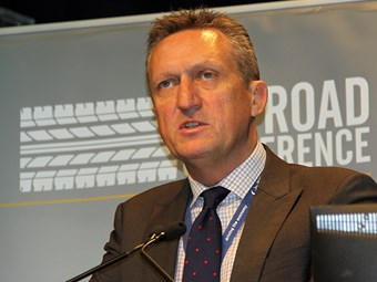Crouch pushes maintenance and emissions message
