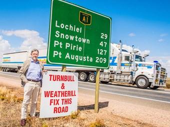 CCFSA continues road funding call