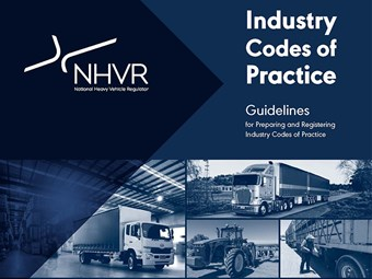 New registered codes of practice guidelines released