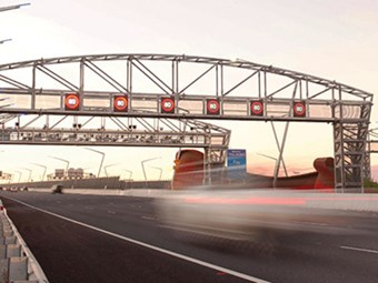 Truck tolls build Transurban interim profit rise