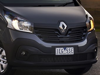 Renault vans drive bumper January vehicle sales