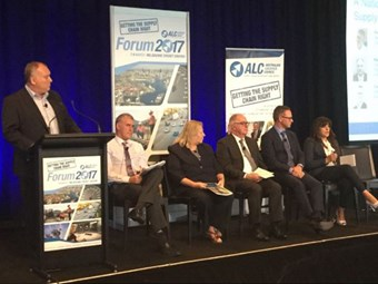 ALC Forum: Austroads' supply chain visibility report launched