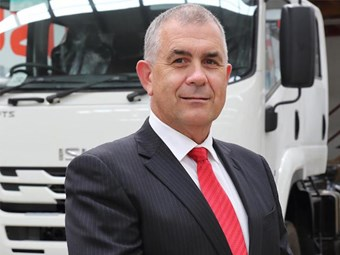 Goulding takes on fleet sales head role at Isuzu