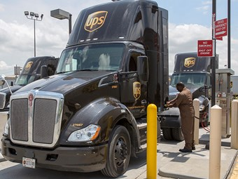 UPS pushes ahead with gas propulsion