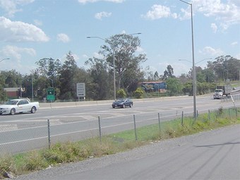 Ipswich Motorway upgrade underway