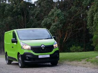 Renault base Trafic bumps up boogie