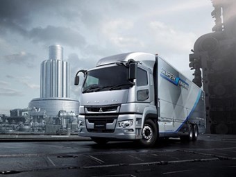 Fuso launches new Super Great in Japan