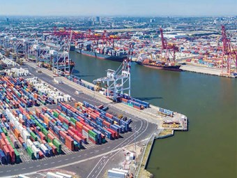 ALC backs Infrastructure Victoria's port capacity advice