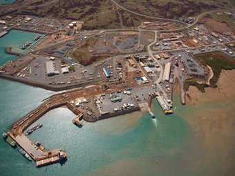 Toll nails down Dampier Supply Base buy
