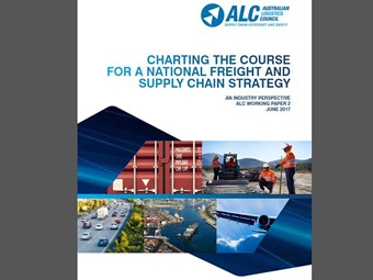 ALC beats path towards national freight strategy