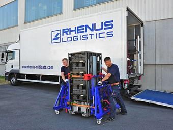 Rhenus creates Australian arm on O'Brien buy