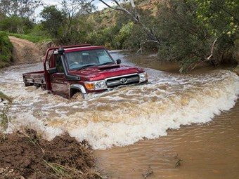 Australia is land of the LandCruiser says Toyota