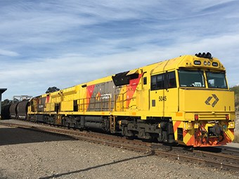 Aurizon begins coal haulage for AGL Macquarie
