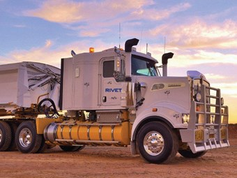 Australian Road Express, Rivet Mining go into administration
