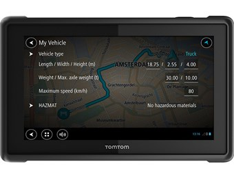 TomTom Telematics has a new driver aid
