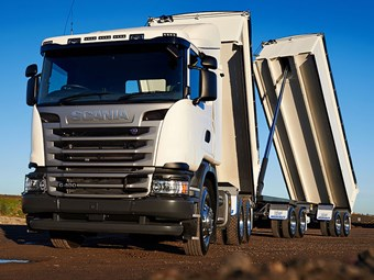Next gen Scania range turns record sales