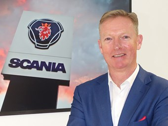 Toomey expands on Scania appointment