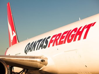 Qantas Freight struggles for lift as group returns ease