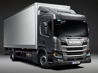 Scania unveils P series with new engine | News