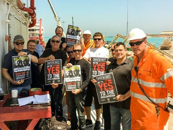 MUA to merge with CFMEU to form superunion