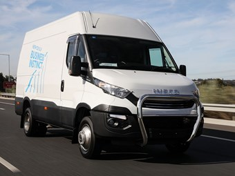 Iveco updates Daily van and cab chassis range