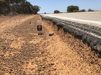 Great Eastern Highway near being impassable says shire