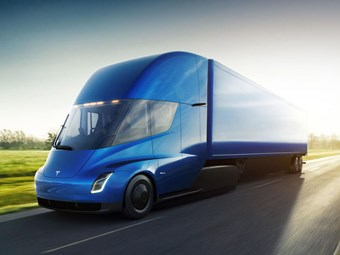 Pepsi orders up big for Tesla truck