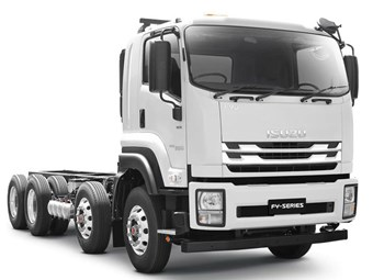 Isuzu gives F series range a specs push