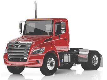 Hino launches XL range at Work Truck Show