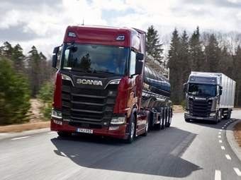 New generation Scania trucks help double income