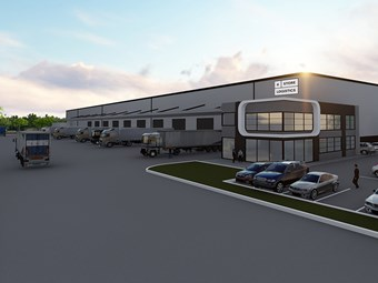 Huge Marsden Park facility to boost eStore Logistics